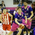 Mega Bemax won against Crvena Zvezda after four years; Borac, better than Tamiš (@KLSrbije, #KLSRB)