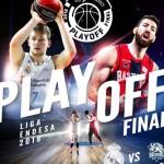 Playoff Final ACB: Madrid – Baskonia (MVP Shengelia, Ayón, Rudy, Tavares, Dončić)