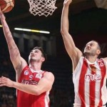 @kkcrvenazvezda is one step closer to the trophy (@KLSrbije, #KLSRB, Final)