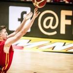 A Cuartos de Final (#SelMasU20 FEB 2018) @FIBA U20 European Championship
