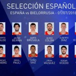 A por el 6 a 0 Sin Rabaseda, Aguilar Ni San Miguel (Clasificación FIBA, FEB, MVP)