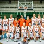 La #SelFemU16 FEB 2018, Invicta en la Fase del Grupos del #EurFemU16 (MVP)