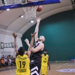 @PartizanBC lost in the first test game (#KKPartizan #ABALiga, Comanche, Paige)
