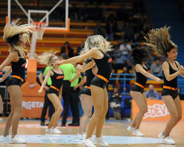 Cedevitascheer cheerleaders (Photo: Cedevita/Marin Susic)
