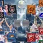 @ABA_League Super Cup Semi-finals #ABALiga: @KKCedevita – @kkcrvenazvezda