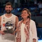 El Madrid, Campeón; Sergio Llull, MVP; y Primera Victoria de la #SelFem FEB 2018