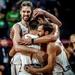 #SelMas FEB: 20 Medallistas entre los 3 Últimos Campeonatos @FIBA (Pau y Marc)