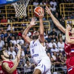 @FIBA Window: Greece 7 – 0, Serbia 4 – 3 after the game in Crete (Bogdanović)