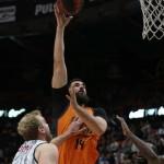 ACB: Victoria del Barcelona, del Madrid y del Baskonia (Bojan Dubljević, MVP)
