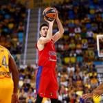 @EuroLeague: 3 Victorias Visitantes (2 de 4 en ACB) y Máximas Anotaciones (MVP)