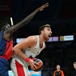 MVP (Milutinov) y Quinteto Ideal de las 3 Primeras Jornadas de la @EuroLeague