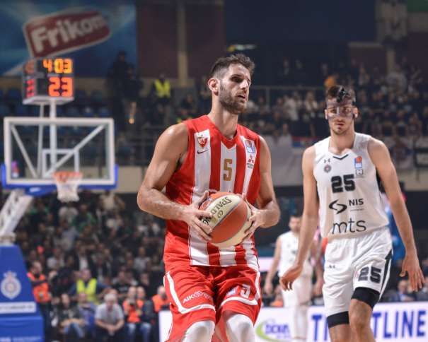 Stratos Perperoglou (Photo: Partizan NIS)