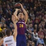 ACB: Anecdótica Victoria del Barcelona sobre el Madrid acercándose a la Copa (MVP)