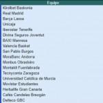 Liga ACB: Séptima Jornada, Sin Invictos (Derrota del Barcelona y del Madrid, MVP)