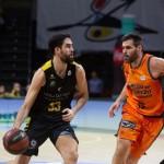 ACB: Javier Beirán, MVP del mes de noviembre (Quinteto Ideal, Jaime Fernández)