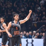 @valenciabasket survived Pionir, @PartizanBC with little chance to pass the group
