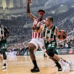 @EuroLeague: Panathinaikos won in Athens Derby (@paobcgr, also Barcelona)