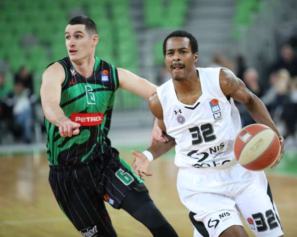 Alex Renfroe (Photo: Petrol Olimpija/Ales Fevzer)