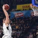@EuroCup: @PartizanBC (Crno-Beli) in the Top 16 (Rade Zagorac, MVP)