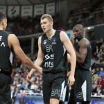 @EuroCup: Landale, Page and Nikolić for an important win of @PartizanBC, in France