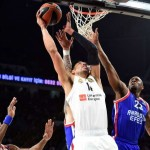 @EuroLeague (Vesely, Kalinić, Madrid – Efes) and @ABA_League (@PartizanBC)