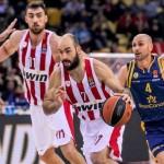 @EuroLeague: Fenerbahçe, Madrid, CSKA, Efes, Olympiacos, MVP Spanoulis