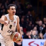 @ABA_League: Easy win for @PartizanBC against @bckrka, Marcus Paige MVP