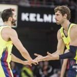 #CopaACB: El Estudiantes, Equipo Invitado (Segundo Anfitrión); el Barcelona, Líder