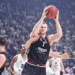 A Full Pionir said goodbye to the @EuroCup (@PartizanBC, Parakhouski, MVP)