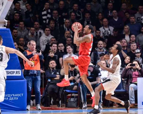 eurocupbasketball.com (Photo Partizan)