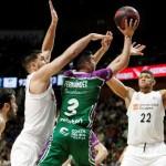 #CopaACB: Tenerife y Málaga Derrotan a Barcelona y Madrid (Jaime Fernández MVP)