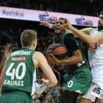 (@EuroLeague) CSKA y Madrid, Clasificados Oficialmente para Playoffs 2019 (MVP)