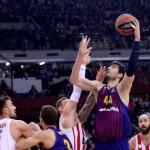 (@EuroLeague) Decimotercera Victoria del Barcelona y Supera al Olympiacos (MVP)