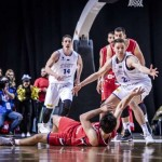 "@FIBAWC: Estonia surprised Serbia, ""winner takes it all"" against Israel in Belgrade"