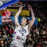 @FIBAWC: Serbia demonstrate power against Israel (@FIBA, Belgrade, Pionir)