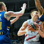 @EuroLeague: Milan ruined Shved's return; Sloukas, Kalinić, Fenerbahçe new victory