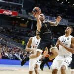 @EuroLeague: Victoria de Panathinaikos y Madrid, Derrota de Maccabi y Milano