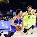 (@EuroLeague) Victoria Doble del Efes, Derrota del Barcelona (Shane Larkin, MVP)