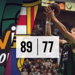 ACB: Derrota del Barcelona (Sigue Líder), Booker (MVP de la Jornada) y Campazzo