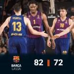 @EuroLeague: Victorias del CSKA y del Barcelona (Final Four y Quinto Partido)