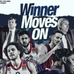 @EuroLeague Playoffs 2019: Quinto Partido entre el Efes y el Barcelona (Mañana)
