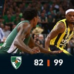 @EuroLeague Playoffs 2019: Victoria del Fenerbahçe (Clasificado para la Final Four)