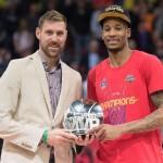 @EuroLeague Final Four 2019: El CSKA y (21) Will Clyburn, Campeón y MVP