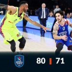 @EuroLeague Playoffs 2019: El Efes, Clasificado para la Final Four de Vitoria-Gasteiz
