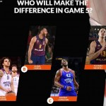 @EuroLeague Playoffs 2019: Hoy se Clasifica el Efes o el Barcelona para la Final Four