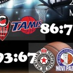 Basketball League of Serbia (@KLSrbije) Unbeaten @PartizanBC preparing semifinals