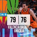 Playoffs ACB 2019: El València, Cuarto y Último Semifinalista (MVP Vives y Heurtel)