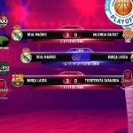 Playoffs ACB 2019 Final: Madrid y Barcelona, Invictos (Randolph y Kuric, MVPs)