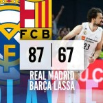 Playoffs ACB 2019, Final: Madrid – Barcelona, 1 a 0 (Victoria Local, Campazzo, MVP)