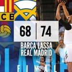 Final ACB: Campazzo (MVP), Tavares (MVP Interior) y Heurtel (MVP del Barcelona)
